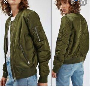 Topshop Jackets & Coats - Topshop bomber jacket